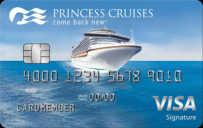 Dinero Princes-Cruises-Rewards-Visa-Credit-Card-Logo