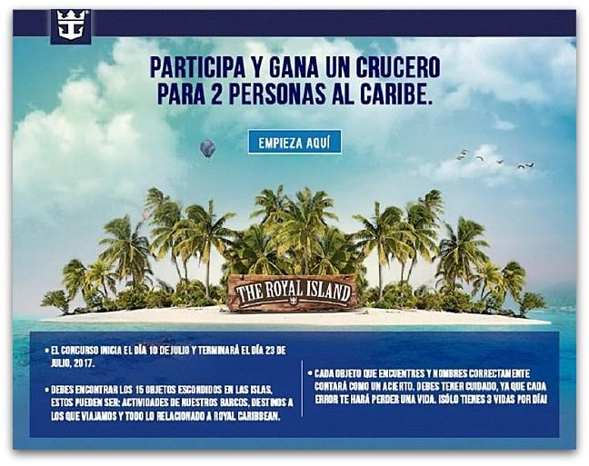 Concurso The Royal Island