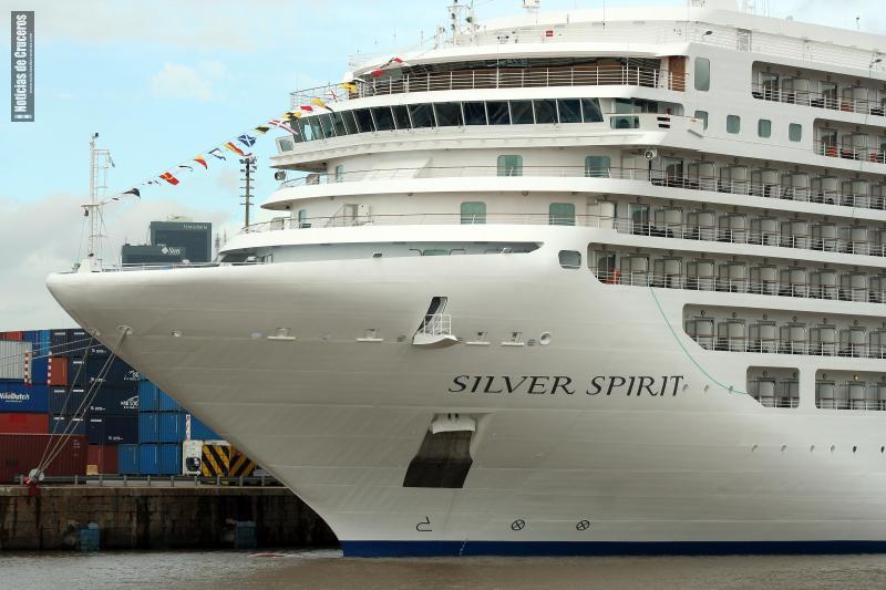 Silver Perspectives en el Silver_Spirit